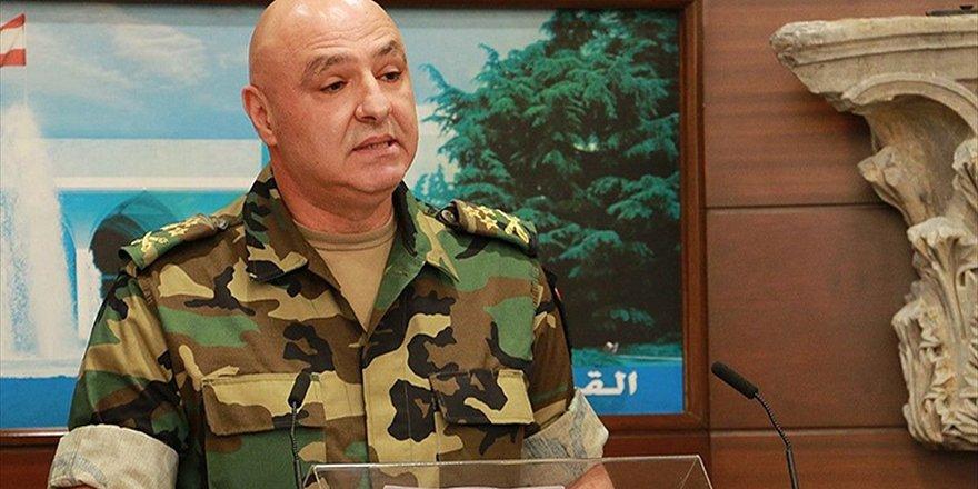 Lübnan Genelkurmay Başkanı Avn: 'Ülkedeki siyasi kriz tüm alanlara yansımış durumda'