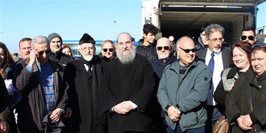 Milli Savunma Bakanı Akar ve komutanların ziyareti Rum cemaati temsilcilerini memnun etti