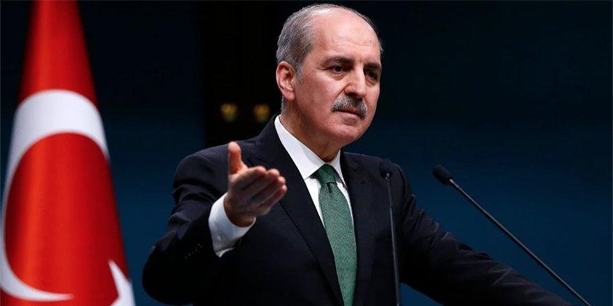AK Parti Genel Başkanvekili Kurtulmuş'tan cunta heveslisi amirallere: O devirler geride kaldı! Haddinizi bilin