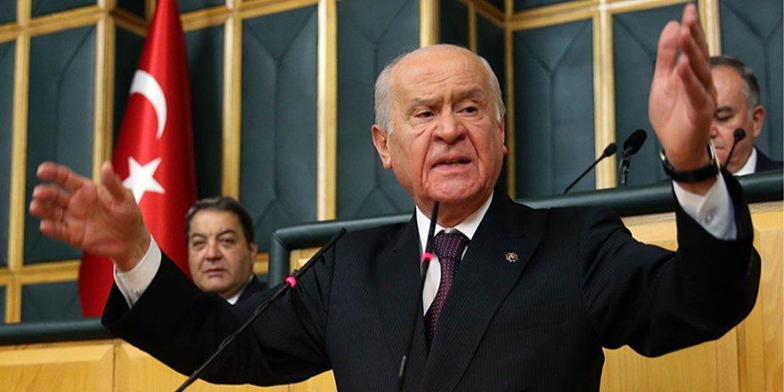 103 Emekli Amiralin antidemokratik söylemlerle dolu bildirisine MHP Genel Başkanı Bahçeli'den tepki