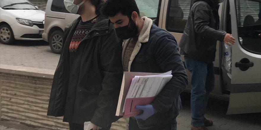 FETÖ'ye Samsun merkezli 4 ilde düzenlenen operasyonunda 9 şüpheli gözaltına alındı