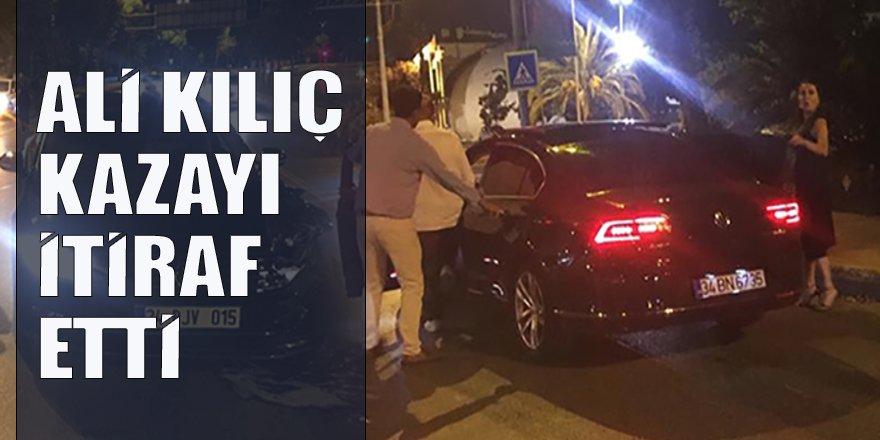 CHP'li Maltepe Belediye Başkanı Ali Kılıç rüşvet tehdit ve şantaj konusu olan kazayı itiraf etti