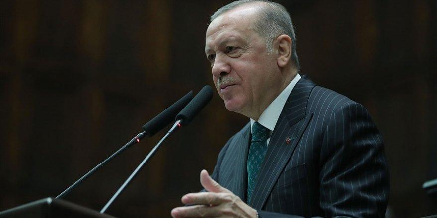Erdoğan'dan muhalefete: Ülkemizi güven ve istikrar yerine kaos iklimine yönlendirmeye çalışıyorlar