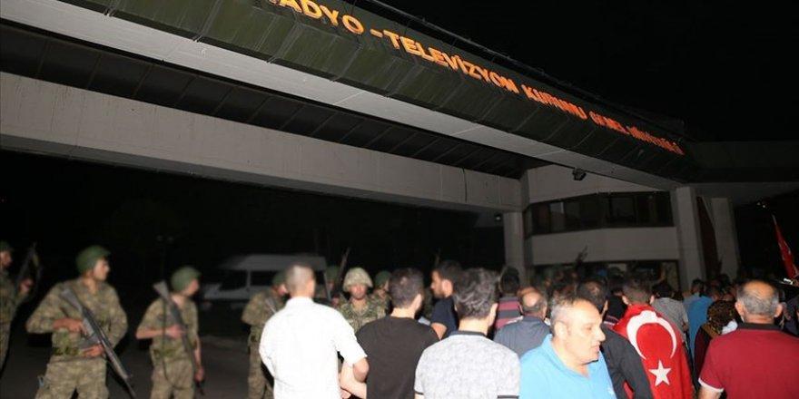 Cumhurbaşkanlığı Muhafız Alayı darbe girişimi davasında karar açıklandı