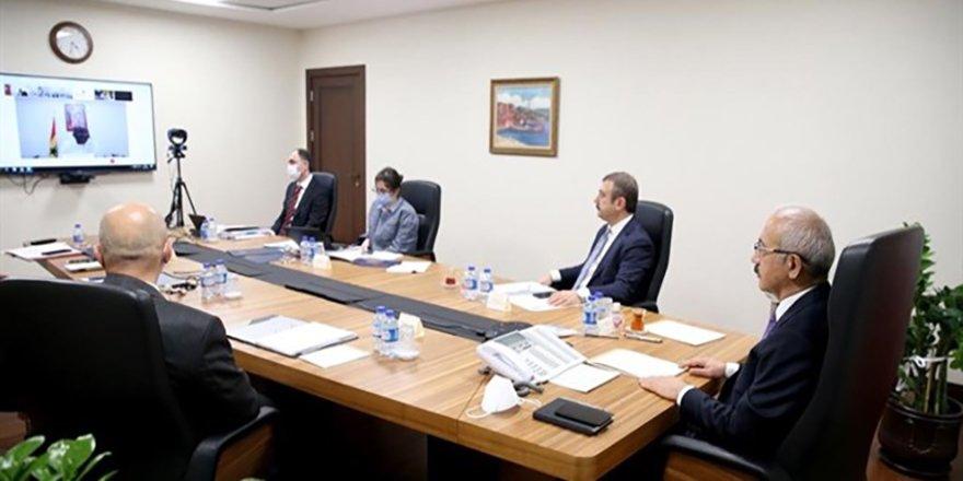 TCMB Başkanı Kavcıoğlu, G20 Ülkeleri Maliye Bakanları ve Merkez Bankası Başkanları Toplantısı'na katıldı