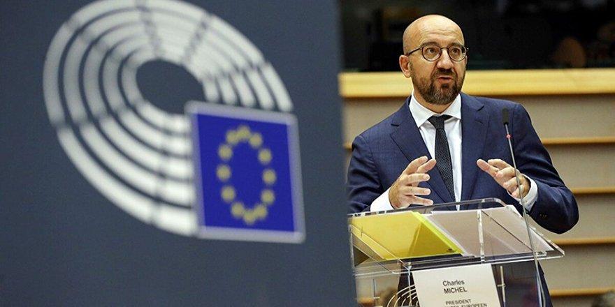 AB Konseyi Başkanı Michel, Türkiye ziyaretindeki protokol düzeni eleştirilerini yanıtladı