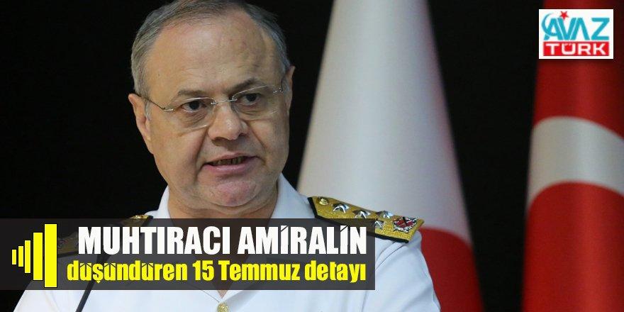 Muhtıracı Amiral'in 15 Temmuz'daki 'düşündüren' planı '15 Temmuz Kıyam(et) Gecesi ve Milli Vuruş' kitabının satır aralarından çıktı