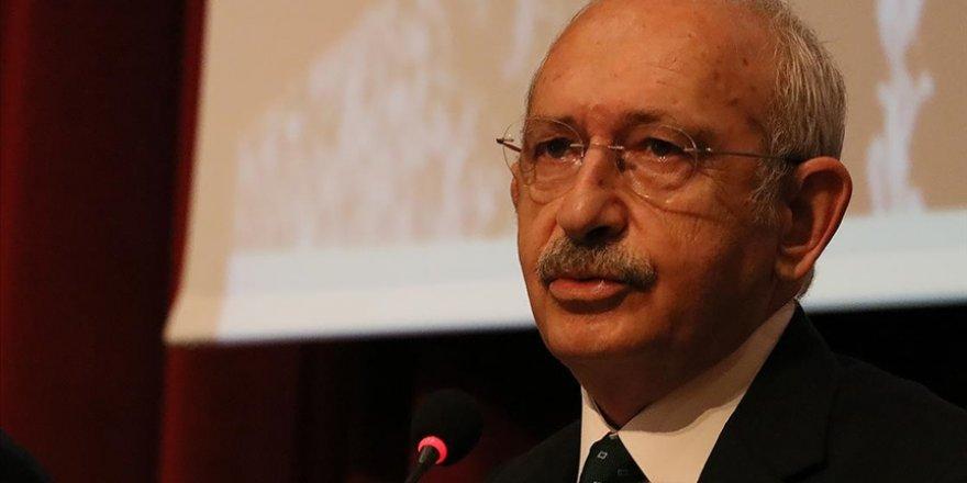 CHP Genel Başkanı Kılıçdaroğlu: Biz hiçbir zaman HDP ile beraber bir parti olduk demedik