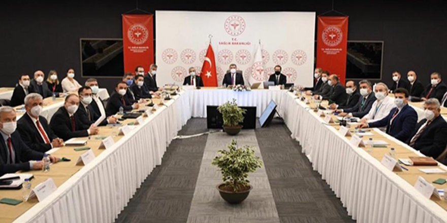 Kovid-19 vakalarının yüzde 40'nın İstanbul'da olduğu açıklandı
