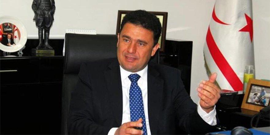 """KKTC Başbakanı Saner: """"Kıbrıs Türk halkının bir 53 yıl daha masada harcayacak zamanı yok"""""""
