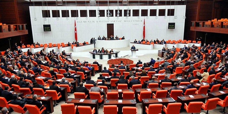 İYİ Parti, HDP ve CHP'nin TRT ile ilgili verdiği grup önerisi reddedildi