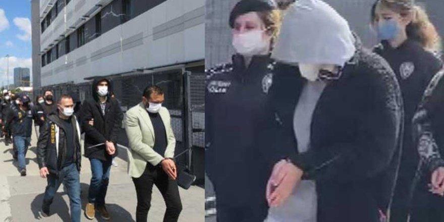 Thodex soruşturmasında tutuklanan Serap ve Güven Özer kardeşlerin ifadeleri ortaya çıktı