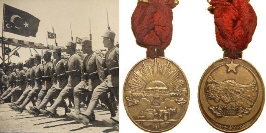 Kurtuluş Savaşı'nda hizmeti belirlenen 8 gazinin mirasçılarına İstiklal Madalyası verilecek