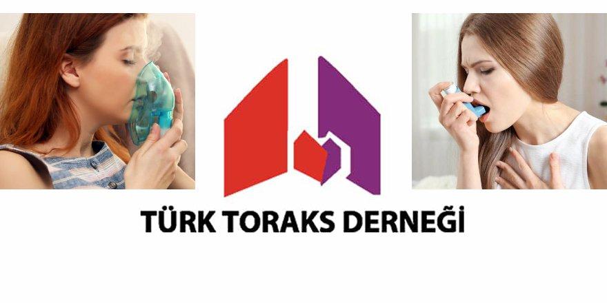 Türk Toraks Derneği, astımla ilgili doğru bilinen yanlışları anlattı