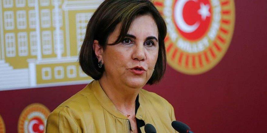 CHP PM Üyesi Gaye Usluer, partisinden istifa etti