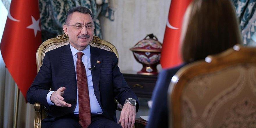 Tam kapanma süresinin uzatılacağı iddialarına Cumhurbaşkanı Yardımcısı Oktay'dan cevap