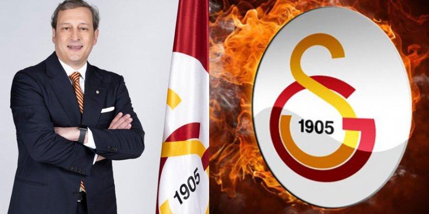 Galatasaray Kulübü Başkan Adayı Burak Elmas, listelerini divan kuruluna teslim etti