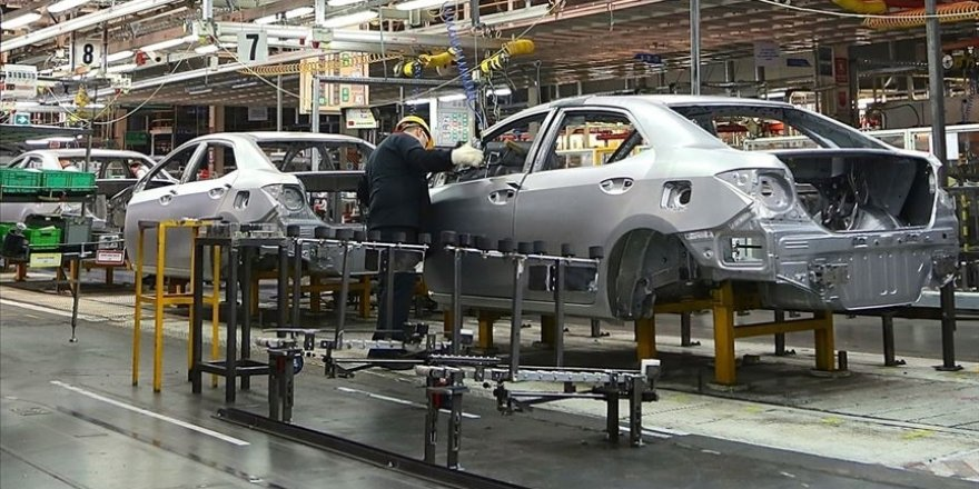 Otomotivde 4 ayda üretim yüzde 28, ihracat yüzde 18 arttı