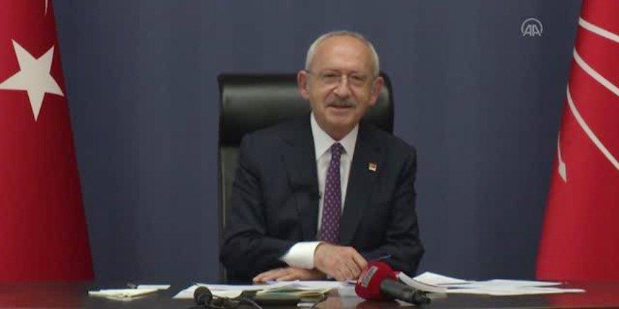 CHP Genel Başkanı Kılıçdaroğlu, amatör spor kulübü temsilcileri ile görüştü
