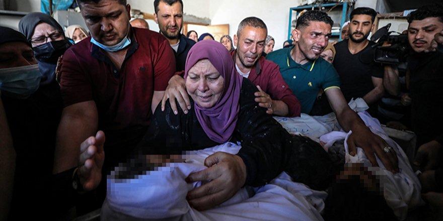 İsrail aralarında hamile bir kadının olduğu 6 kişilik ailenin tüm fertlerini öldürdü