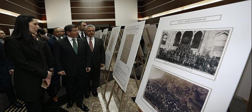 'Kut'ül Amare 100. Yıl Fotoğraf Sergisi'nin açılışı yapıldı