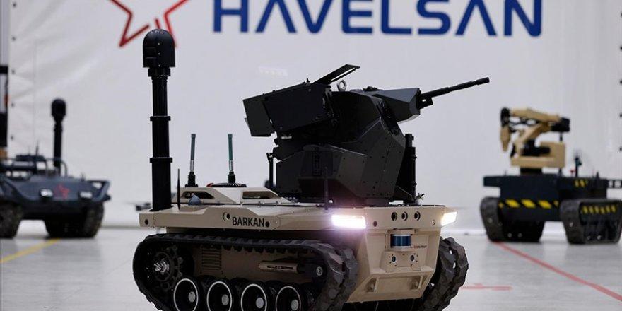 HAVELSAN'ın ürettiği dijital robot askeri BARKAN eve hazırlanıyor