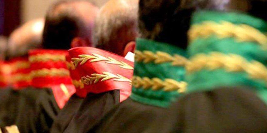 HSK kararnamesiyle 3 bin 70 hakim ve savcının görev yeri değişti