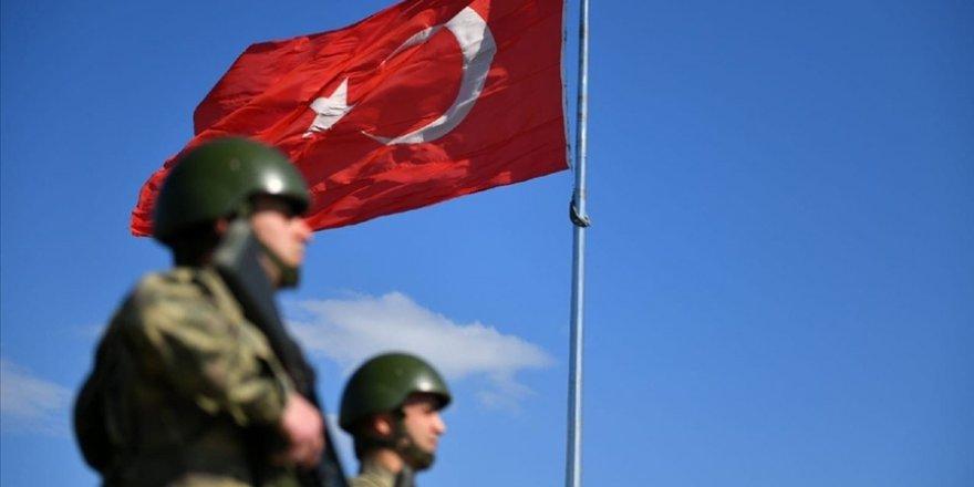 MSB 1 Ocaktan bu yana yurt içi ve sınırötesi operasyonlarda 1162 teröristin öldürüldüğünü açıkladı