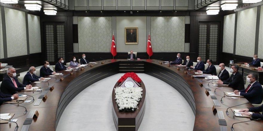 Cumhurbaşkanlığı Kabinesi 'yeni normalleşme' öncelikli gündemle yarın toplanacak