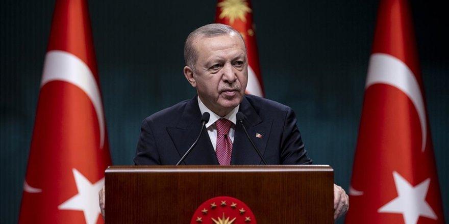 Cumhurbaşkanı Erdoğan 1 Hazirandan itibaren başlayacak kademeli normalleşmenin detaylarını açıkladı