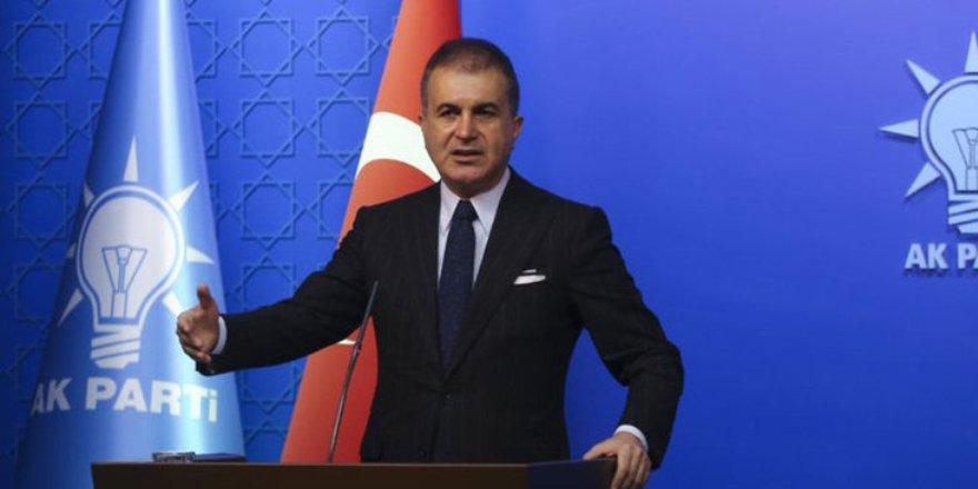 MKYK toplantısına ilişkin açıklamalarda bulunan AK Parti Sözcüsü Ömer Çelik'ten 'Erken Seçim' açıklaması
