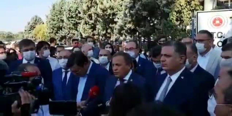 CHP'li Torun ve Erkek'ten, Vefa Salman'ın yargılandığı davayla ilgili açıklama