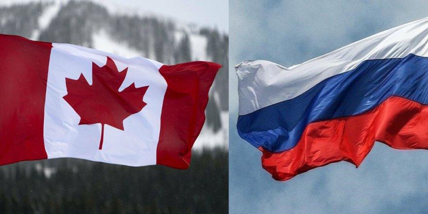 Rusya, aralarında 2 bakanın bulunduğu 9 Kanadalı yetkiliye ülkeye giriş yasağı koydu
