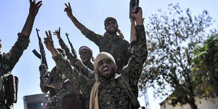 SMDK, YPG/PKK'lı teröristlerin Suriye'den çıkarılması için askeri müdahale talebinde bulundu