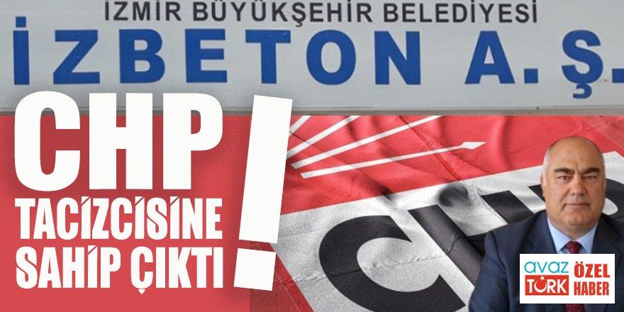 CHP 'tacizcisine' sahip çıktı: Erzurum İl Başkanlığı'ndaki çaycı kadına taciz skandalının 'faili' İZBETON'a Müdür yapıldı!