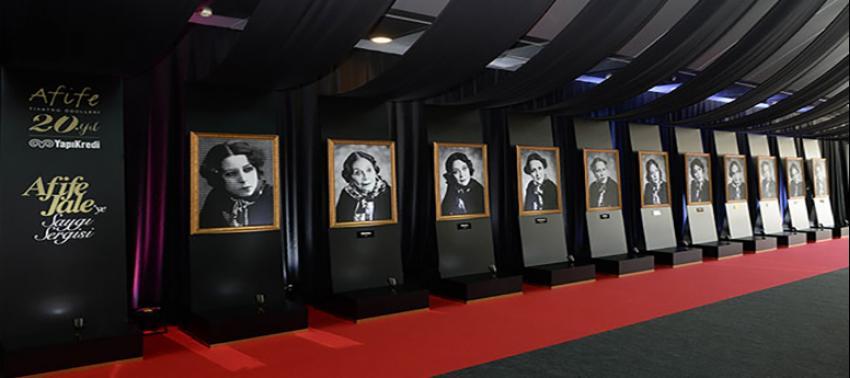 Tiyatro Ödülleri 20. kez sahiplerini buldu