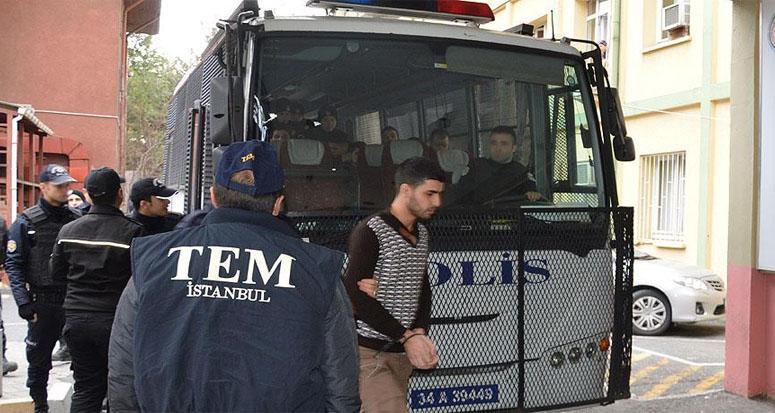 Sultanahmet'teki terör saldırısıyla ilgili 10 kişi tutuklandı!