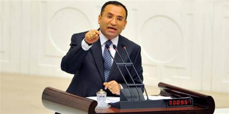 Bozdağ: PKK'ya yardım eden HDP'li vekili açıkladı
