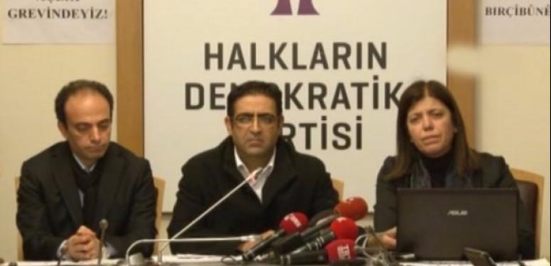 HDP'liler bodrum katındaki teröristlerle konuştu