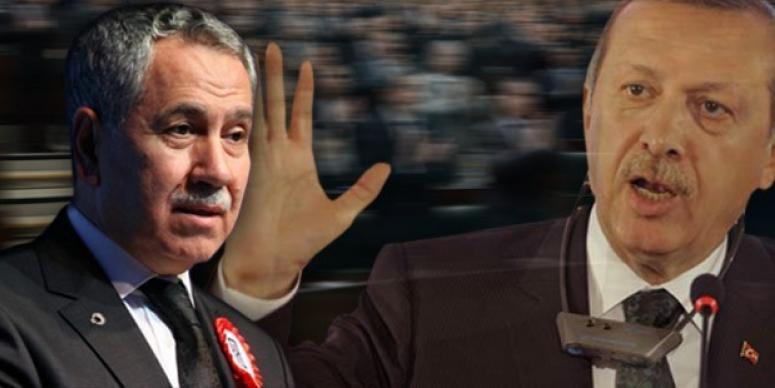 """Erdoğan'dan Arınç'a: """"İddiası dürüst bir hareket değildir"""""""