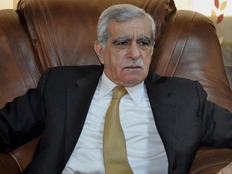 Ahmet Türk'ün torunu PKK'dan tutuklandı!