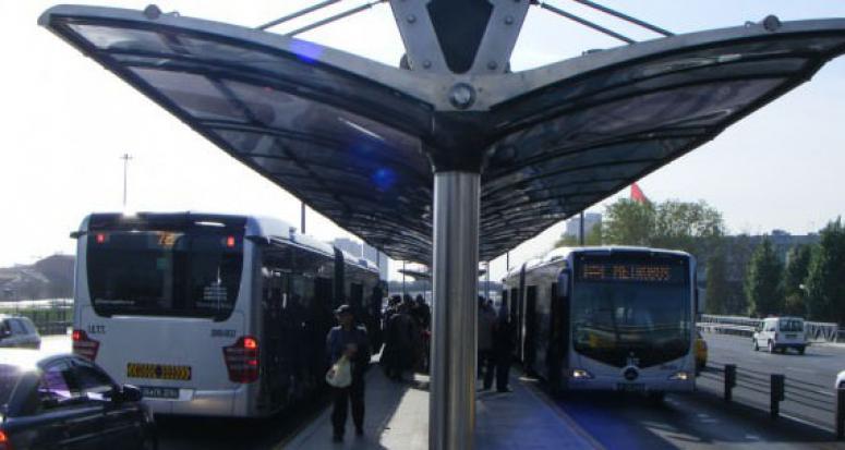 Bir kentimiz daha metrobüse kavuşuyor