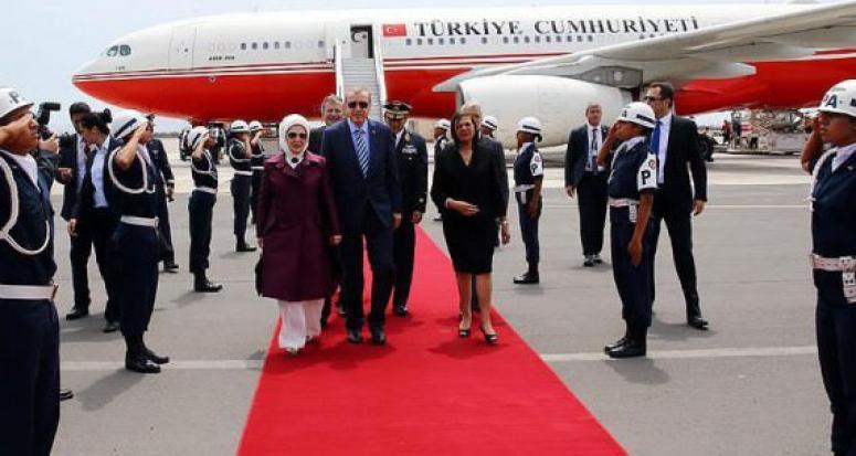 Cumhurbaşkanı Erdoğan'ın yeni durağı