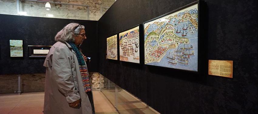 'Matrakçı Nasuh ve Haritaları' sergisi açılacak