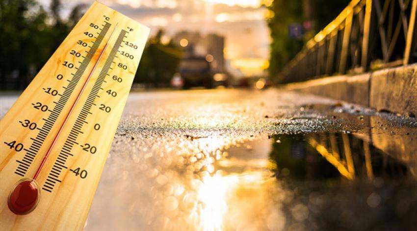 BM uyardı: Rekor sıcak uyarısı