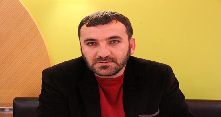HDP'li Ferhat Encü, Aracını Güvenlik Güçlerinin Üstüne Sürdü
