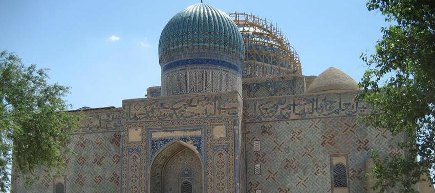 TİKA'dan Kazakistan'a destek