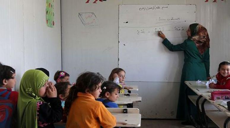 Okullara Suriyeli öğretmenler geliyor