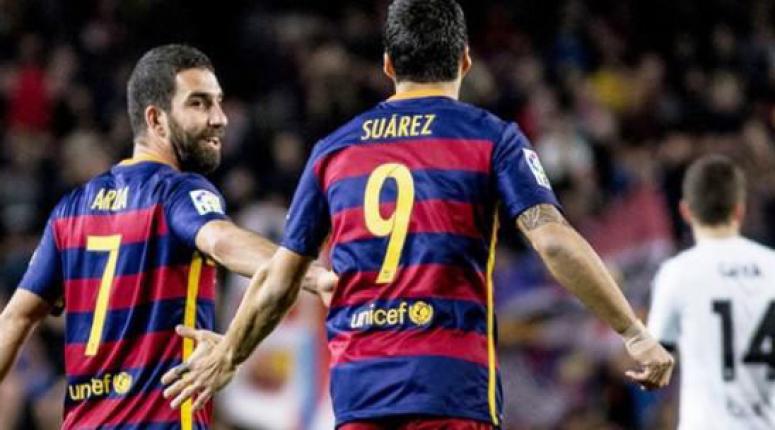 Arda attırdı! Barça fark attı