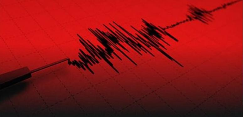 Balıkesir'de deprem!